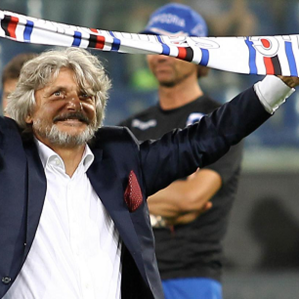 Sampdoria, sequestro di beni a Ferrero: aperto un fascicolo