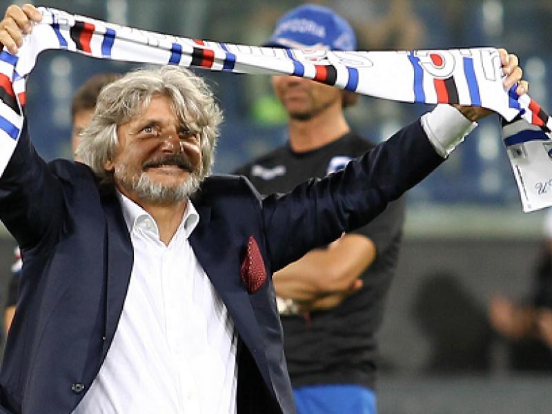 massimo ferrero, sequestro di beni presidente Sampdoria, sampdoria calcio sotto accusa, guardia di finanza,