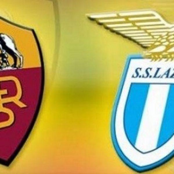Verso il derby Lazio-Roma, Totti presenta il