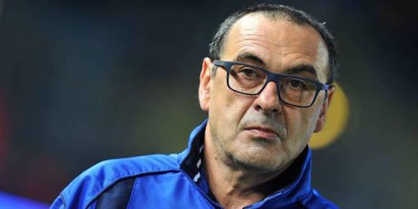 """Napoli, Sarri: """"Io alla Juventus? Falso. Serve una mentalità vincente"""""""