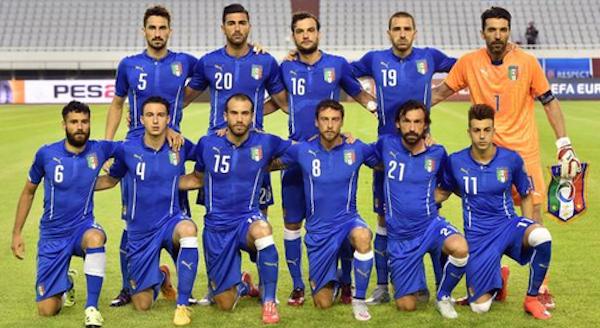 Le pagelle di Croazia – Italia: si rivede Pirlo | Candreva e El Shaarawi polmoni d'acciaio