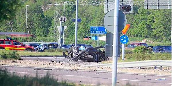 Svezia, un'auto esplode nel centro di Goteborg | Quattro vittime, ignote le cause della deflagrazione