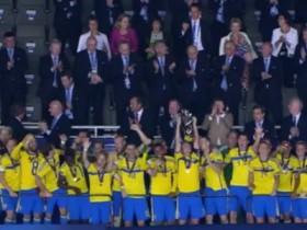 Svezia campione Under 21
