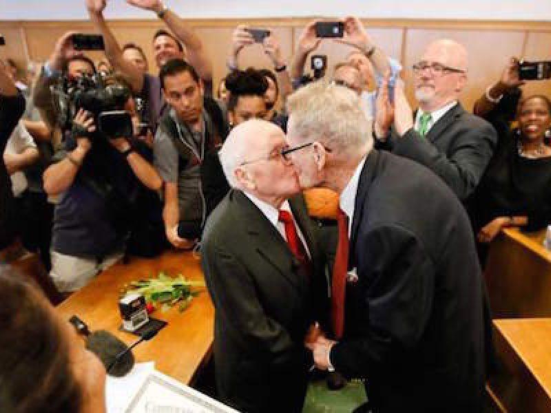 Primo Matrimonio Gay Toscana : Texas primo matrimonio tra due gay enni le nozze da