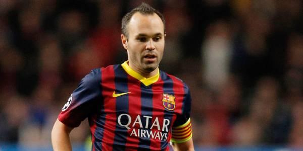 Barcellona, Iniesta rinnova a vita con i blaugrana
