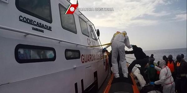 Libia, si teme il naufragio di 240 migranti