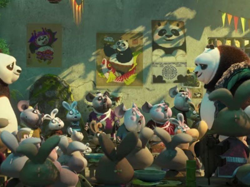 kung fu panda 3, kung fu panda 3 dal 17 marzo, quando esce kung fu panda 3