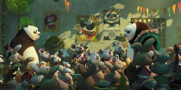Cinema, 'Kung Fu Panda 3': dal 17 marzo nelle sale