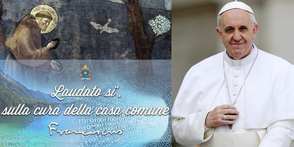 "Ecco l'Enciclica verde di Papa Francesco | ""Serve una conversione ecologica"""