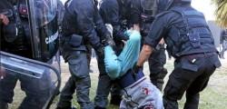 campi profughi non autorizzati, profughi Ventimiglia, Sgombero accampamenti Ventimiglia, sindaco Ventimiglia, ventimiglia
