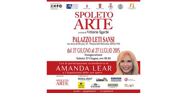 """Si inaugura il 27 giugno """"Spoleto Arte"""", l'evento curato da Vittorio Sgarbi"""