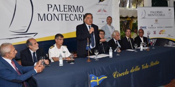 Vela Offshore, presentata la Palermo-Montecarlo | Oltre 20 equipaggi iscritti, ma si punta al record