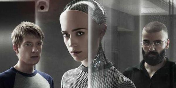 """""""Ex Machina"""", arriva al cinema il nuovo film sull'intelligenza artificiale /VIDEO"""