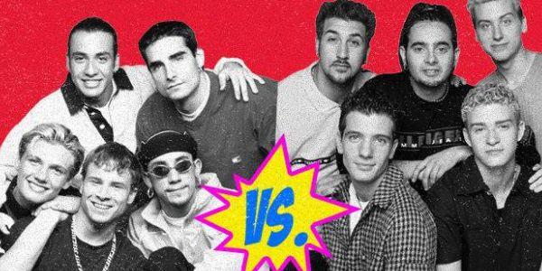 I Backstreet Boys e gli 'Nsync insieme in uno zombie western