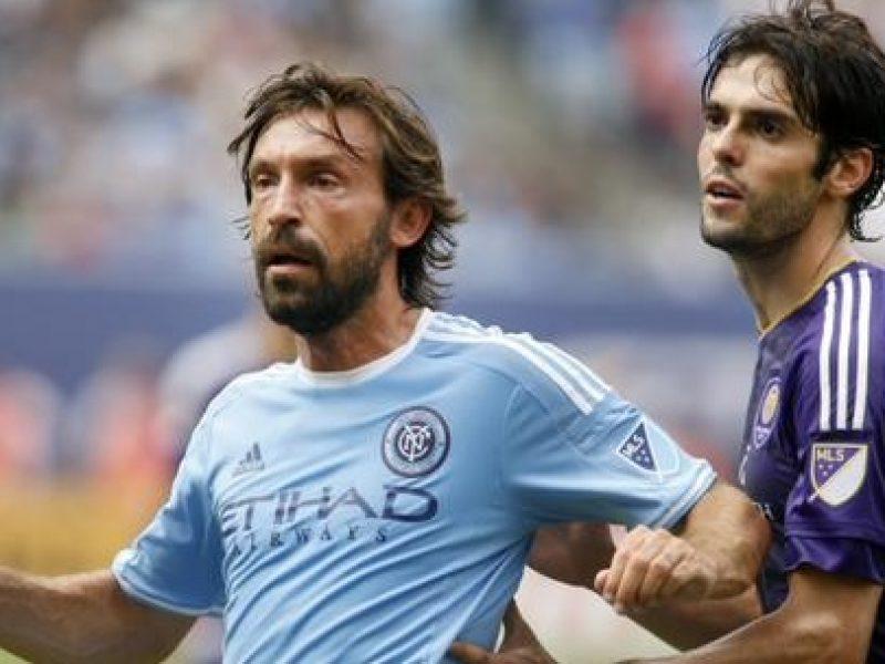 New York City, vittoria all\'esordio per Pirlo: 5 – 3 all\'Orlando ...