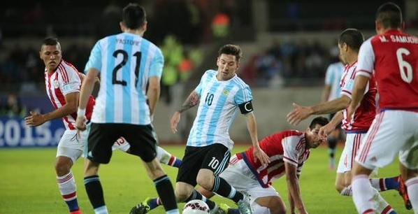 Qualificazioni Mondiali 2018: rivincita Argentina contro il Cile, vittoria per la Colombia