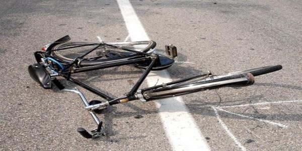 Caserta, 37enne travolto mentre va in bici | Fermato l'autista bulgaro di un autocarro