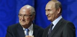 Blatter Fifa, Blatter scandalo Fifa, Joseph Blatter, Putin Blatter, Putin Blatter Nobel, Putin difende Blatter, Putin Fifa, Putin Nobel Blatter, Putin scandalo Fifa, Putin sta con Blatter, scandalo fifa, vladimir putin
