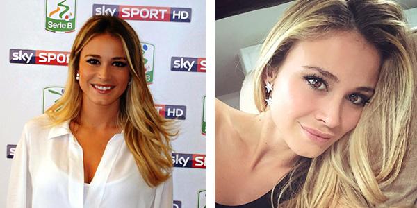 Diletta Leotta, brava e sexy: ecco il bel volto della Serie B targata Sky / FOTO