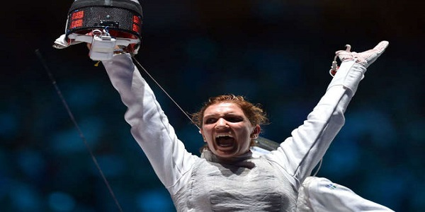 Scherma, Fioretto: Errigo vince a Danzica, podio per Martina Batini