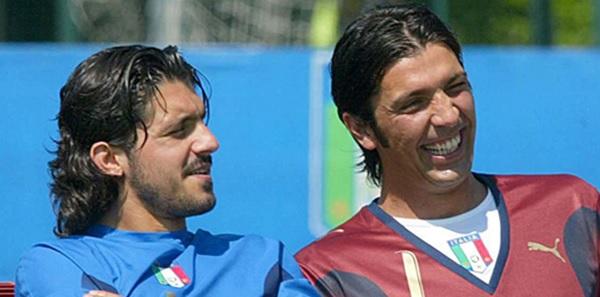 Carrarese, per la panchina arriva Gattuso. E Buffon torna in società