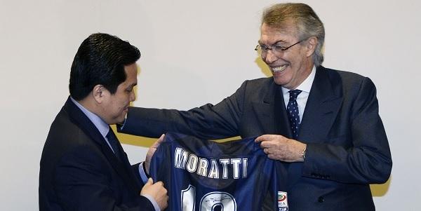 Inter, Moratti se ne va? Thohir cerca soci e nuovi sponsor