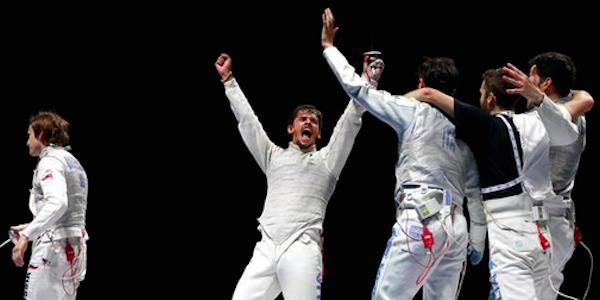 Rio 2016, delusione Italia: 4° nel fioretto a squadre |Azzurri travolti dagli Stati Uniti: niente medaglia