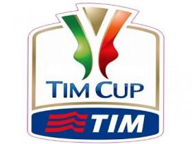 Tim cup sorteggio calendario dal primo al terzo turno