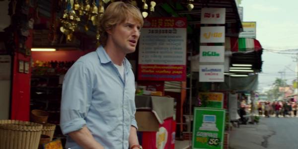 No Escape, Owen Wilson lascia la commedia per il thriller d'azione <b><u>VIDEO</u></b>