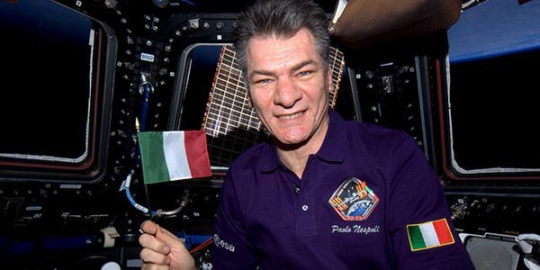 Volete diventare astronauti? I consigli di Paolo Nespoli, tre volte nello Spazio