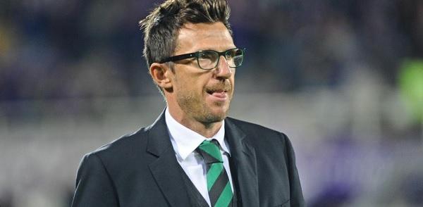 Roma, ufficiale Di Francesco nuovo allenatore. Arriva Hector Moreno