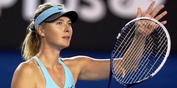 Tennis, Maria Sharapova coinvolta in uno scandalo immobiliare in India