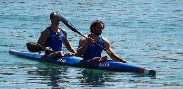 Rio 2016, canoa sprint: Ripamonti – Dressino sesti nella finale del K2 1000 metri
