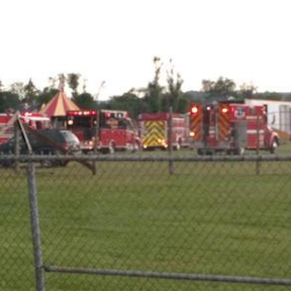 Usa, crolla tendone del circo: 2 morti e 22 feriti | L'incidente è stato causato da un temporale