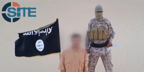 Egitto, l'Isis decapita un ostaggio croato | L'ultimatum era scaduto il 7 agosto