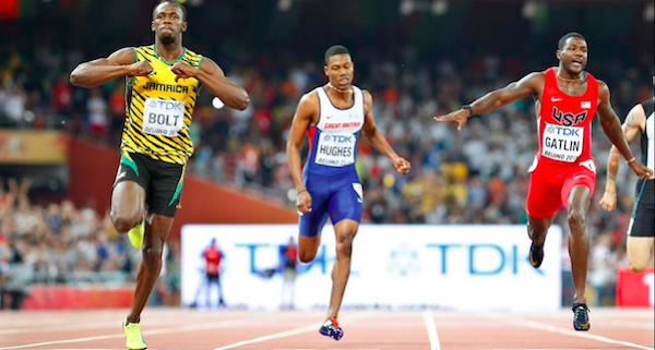 Rio 2016, atletica: Bolt, Gatlin e Blake in ottima forma nei 100 metri. Grenot avanti 400 metri, Derkach eliminata nel triplo