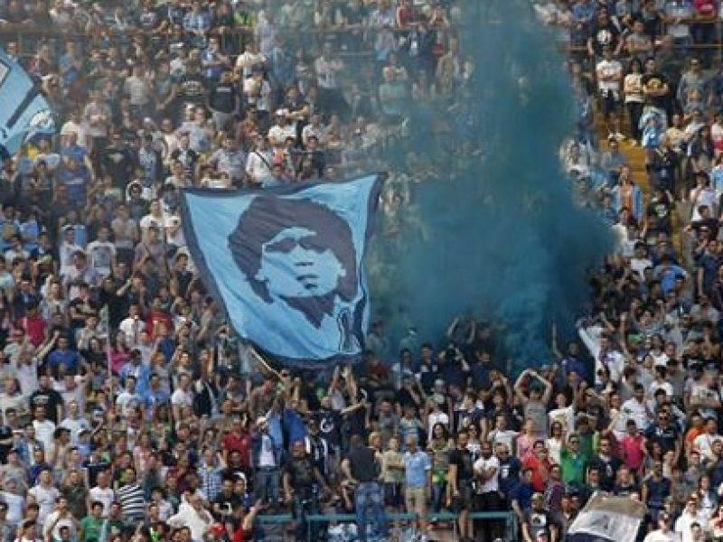Napoli, Ultras, violenza a San Siro