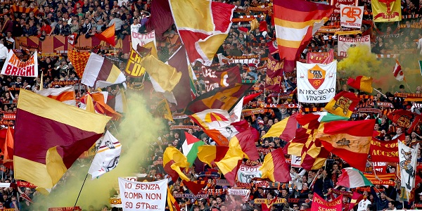 Roma – Real Madrid: pubblico delle grandi occasioni, ma gli Ultras continuano lo sciopero