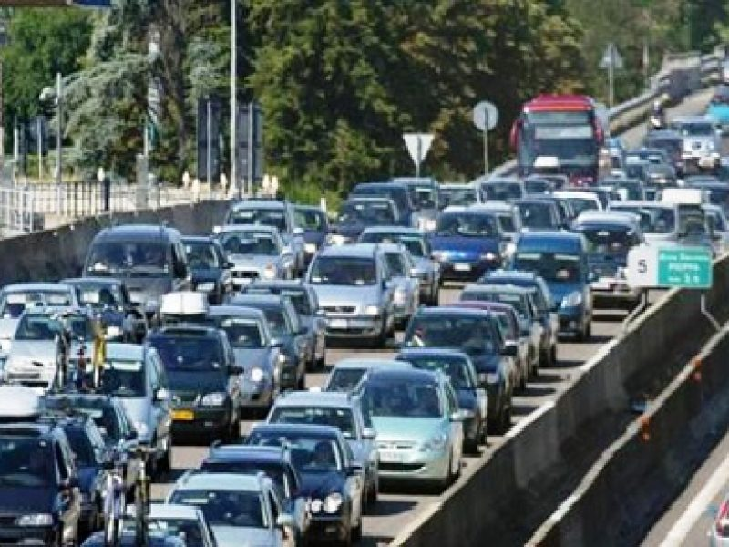 bollino nero traffico, bollino nero traffico estate, esodo 5 agosto, esodo estate 2017, traffico 5 agosto 2018, traffico vacanze