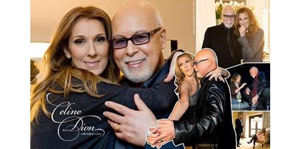 """Celine Dion racconta gli ultimi istanti con il marito René: """"Ci siamo detti ti amo e nient'altro"""""""