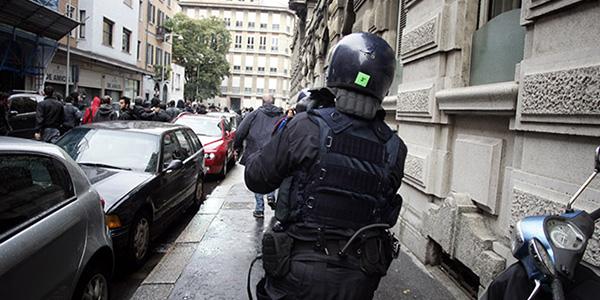 Milano, padre e figlio egiziani arrestati per terrorismo