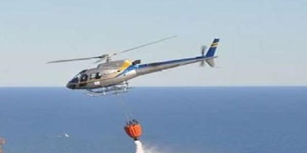 Elicottero Antincendio : Sardegna precipita elicottero antincendi ferite le due
