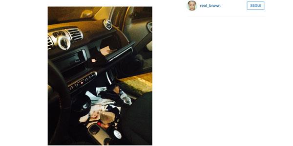 """Tentano di rubare l'auto ad Emma Marrone, lo sfogo su Instagram: """"Non ci riuscirete mai!"""""""