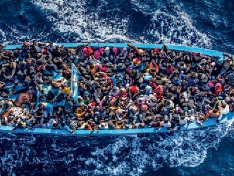 Frontex, in aumento gli sbarchi dei migranti in Italia