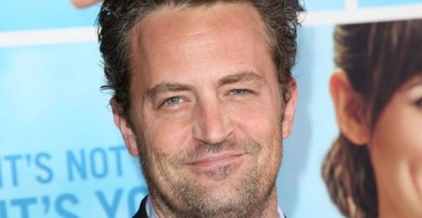 """""""Friends"""", l'attore Matthew Perry operato d'urgenza"""