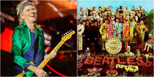 "Keith Richards attacca i Beatles: ""Sgt. Pepper's? Un guazzabuglio di immondizia!"""