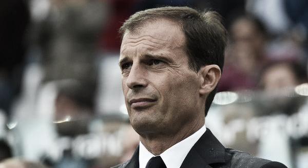 """Juventus, Allegri: """"Buffon non sarà convocato. Dybala gioca"""""""
