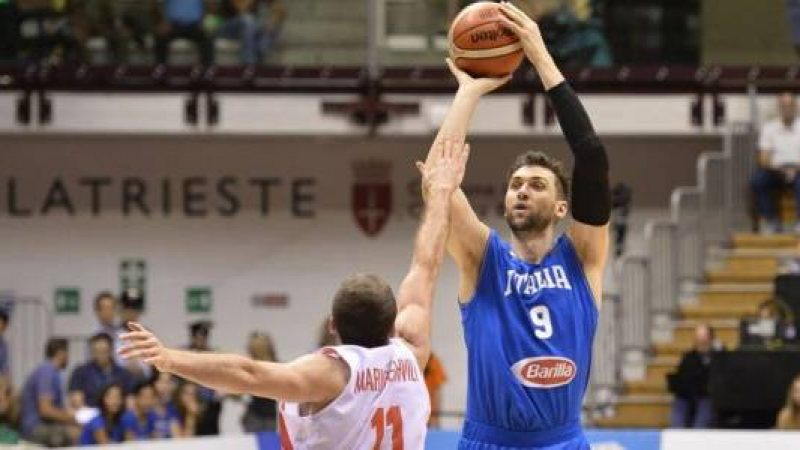 Basket, al via il torneo preolimpico: l'Italia esordisce a Torino con la Tunisia