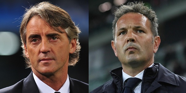 Le probabili formazioni di Inter-Milan: Mancini fa esordire Melo, Mihajlovic sceglie Montolivo