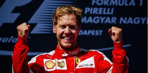 F1, festa Ferrari: Vettel si prende la pole | 3° Raikkonen, Mercedes solo in terza fila